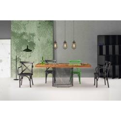 Epox Table Marsilya Chair