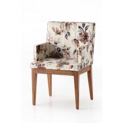 Madrid Wood Armchair