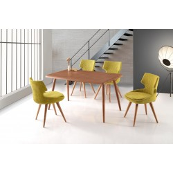 Gio Table Doruk Chair
