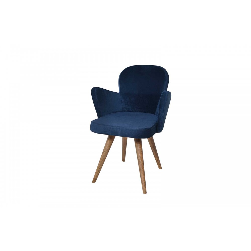 Defne Wood Chair