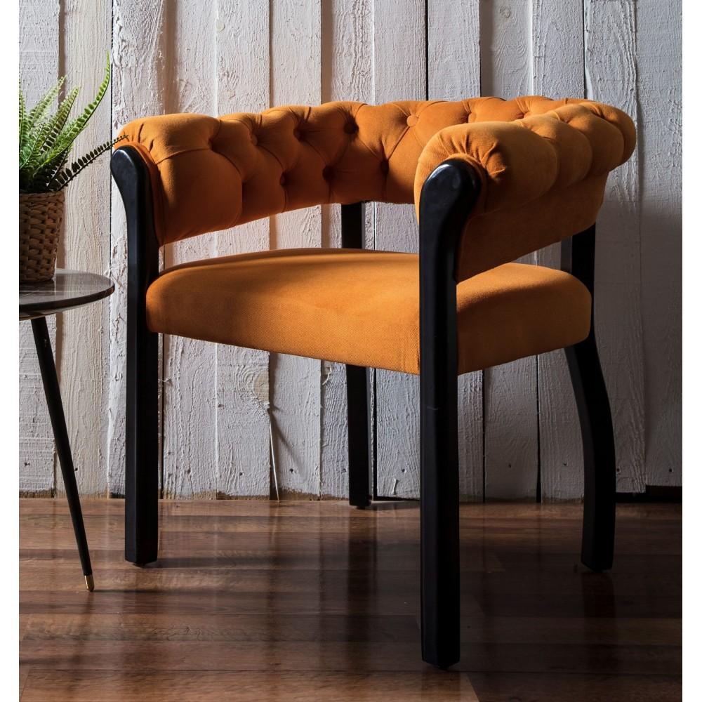 Acacia Wood Chair