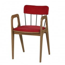Barbos Wood Chair