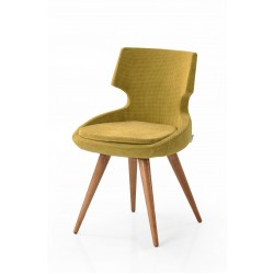 Doruk Wood Chair