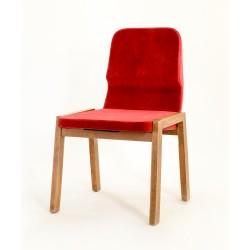 Dera Ahşap Sandalye (Yan Ayak)