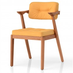 Grace Wood Chair