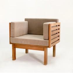 Miller Single Sofa