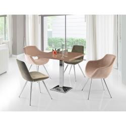Cosmo Table Mira & Akuba Chair