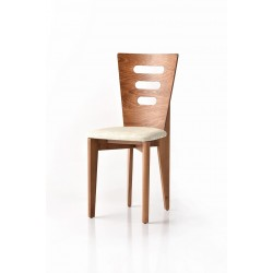 Caprice-L Wood Chair