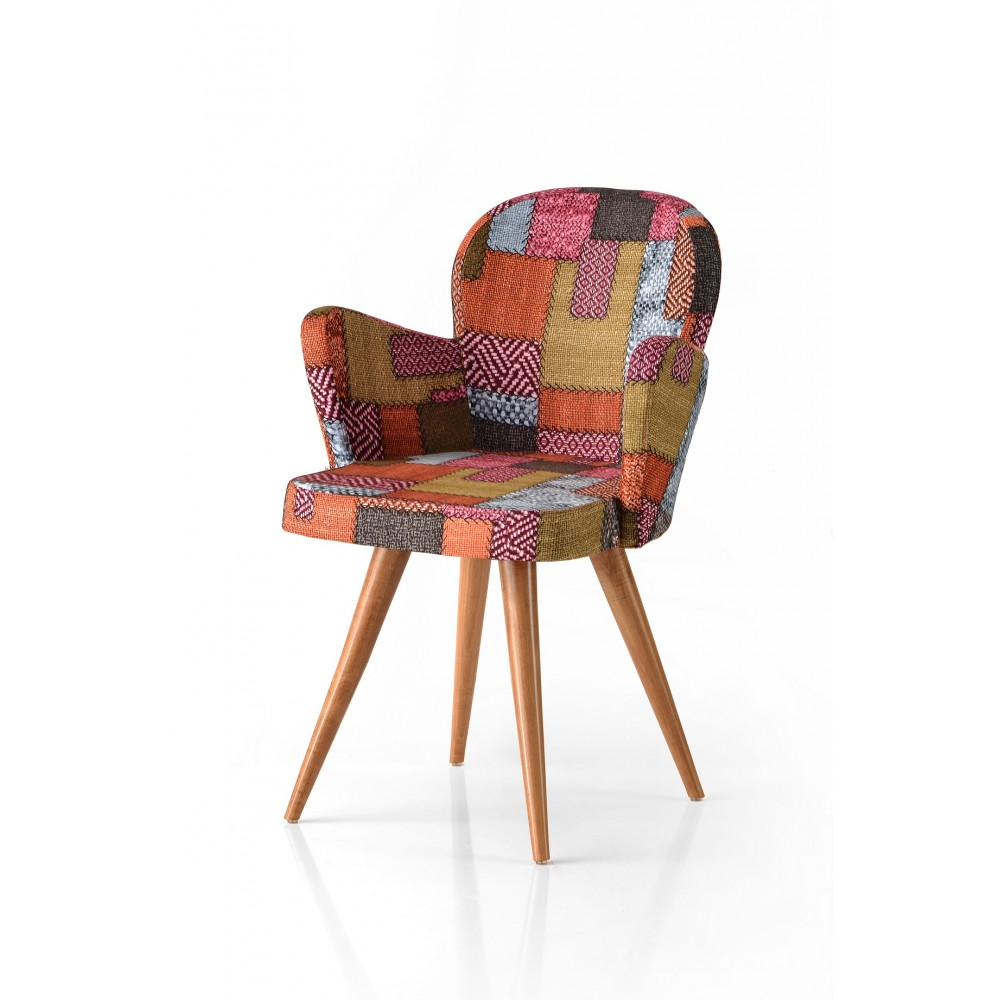 Defne Wood Chair