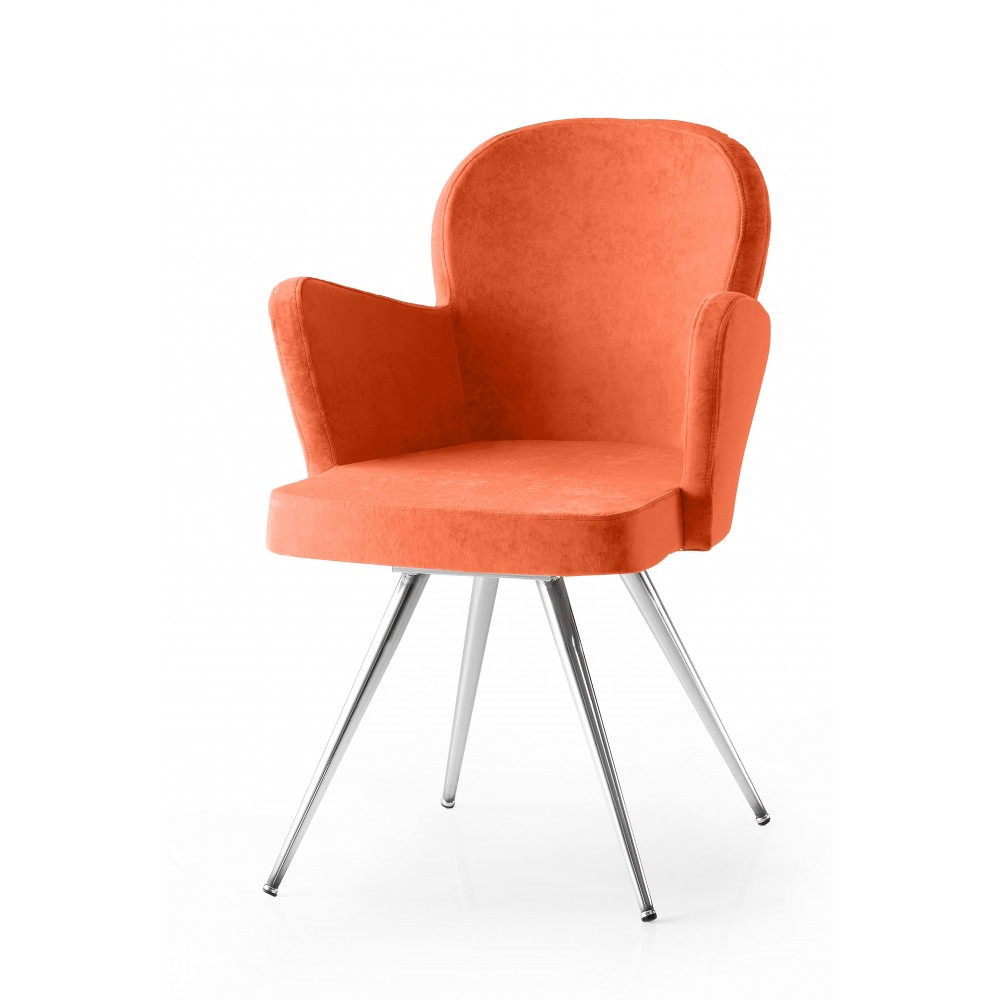 Defne Metal Chair