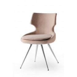 Doruk Metal Chair