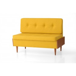 Retro Double Sofa