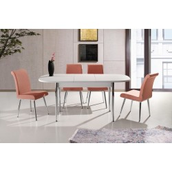 Sortie Oval Table