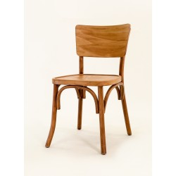Norman Wood Chair