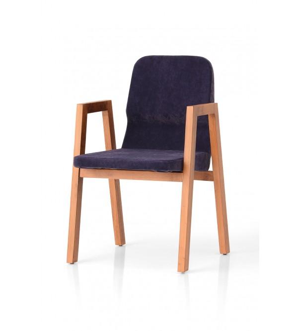 Dera Wood Armchair