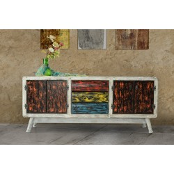 Silva Wood Sideboard